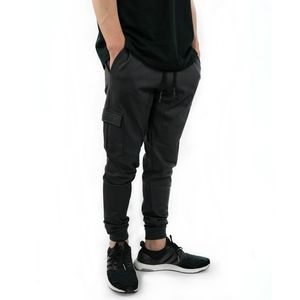 Track Training Jogger - Tech Fitted Gym Cargo Pant